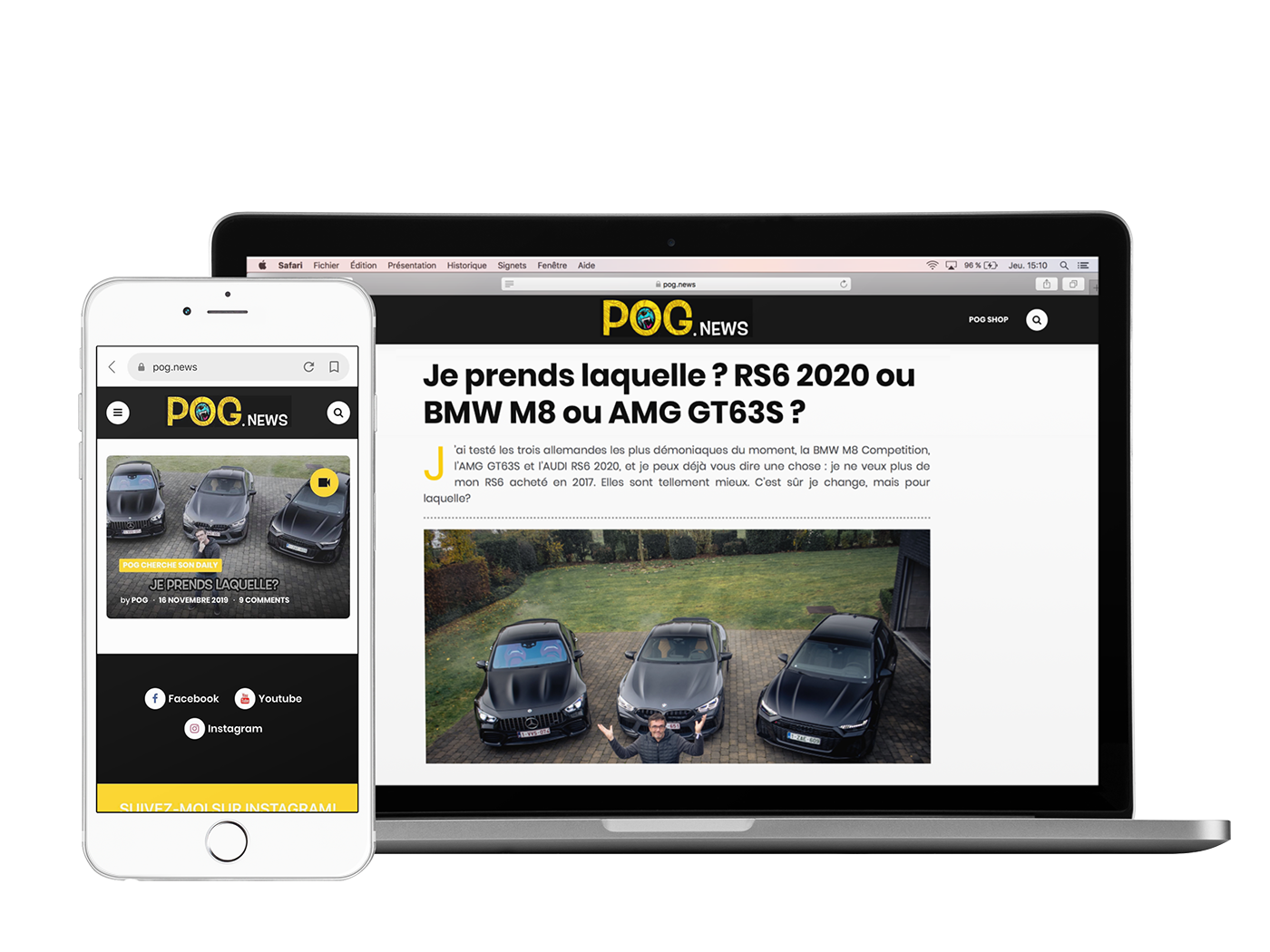 Pog news